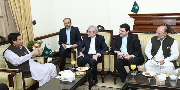 استقبال پاکستان از مشارکت ایران در پروژه «سیپک»