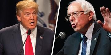 نظرسنجی| افزایش رأی «سندرز» در میان سیاهپوستان؛ او میتواند ترامپ را شکست دهد