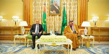 سفر رئیسجمهور موریتانی به ریاض و امضای چند توافقنامه