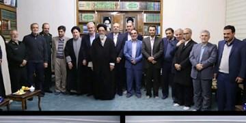 در دیدار آل هاشم با منتخبان مردم  آذربایجانشرقی در مجلس یازدهم چه گذشت؟
