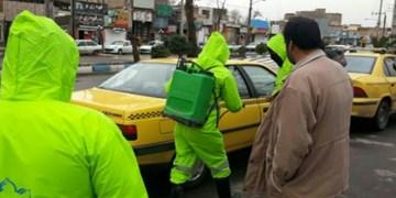 الزامات فاصله گذاری اجتماعی و سلامت محیط کار در ناوگان تاکسیرانی شهری کشور
