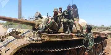 دفع حملات تروریستها در لاذقیه سوریه