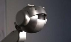 رونمایی از ربات جایگزین پرستار در اردبیل