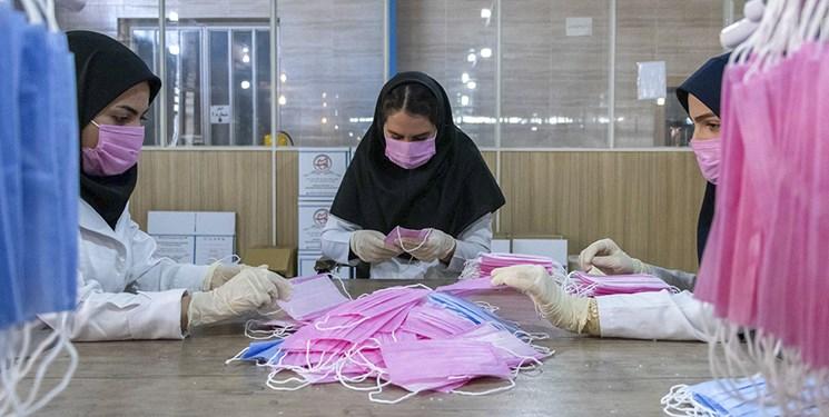 کشف یک میلیون دستکش بهداشتی احتکاری/ توقف فعالیت واحدتولیدی ماسک تقلبی در تهران