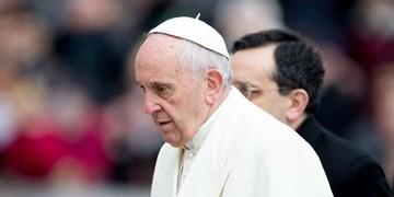 واتیکان: پاپ به دلیل «کسالت جزئی» شرکت در مراسمی را لغو کرد