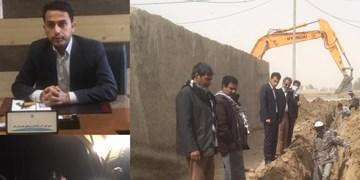 فعالیت اکیپ فوریتهای آبرسانی شرکت آب وفاضلاب روستایی زابل در ایام نوروز