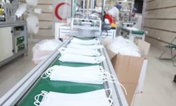 آغاز به کار دو مجموعه تولید ماسک در یزد/10 واحد تولید مواد ضدعفونی مجوز گرفتهاند