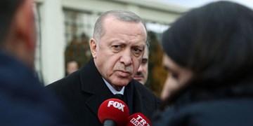 اردوغان: اروپا بهای سوءاستفاده از آزادی بیان را پرداخت میکند