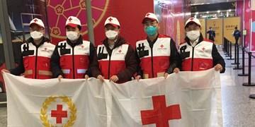 سفارت ایران در پکن: کمکهای اهدایی صلیب سرخ چین تحویل وزارت بهداشت ایران شد