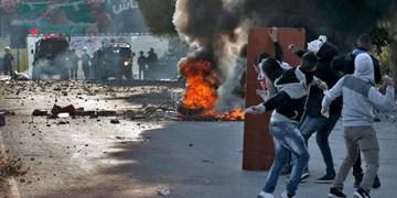 زخمی شدن بیش از ۲۶۰ فلسطینی در اعتراضات به شهرکسازی صهیونیستی