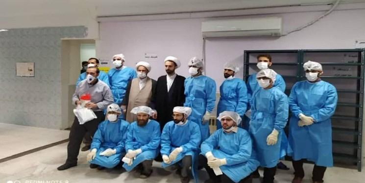 ساماندهی 650 طلبه جهادی برای حضور در بیمارستان های قم