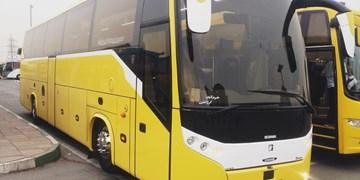 فعالیت اتوبوسهای مسافربری بین شهری  با 85 درصد ظرفیت خالی