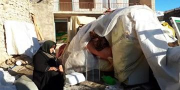 بازگشت آبادانی به منطقه زلزله زده قطور خوی
