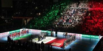 لیگ والیبال ایتالیا از  دوشنبه پیگیری میشود