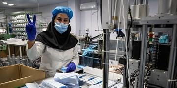 تولید روزانه 70 هزار ماسک  نانویی در تهران/ هفته آینده  به تولید 300 هزار عدد میرسیم