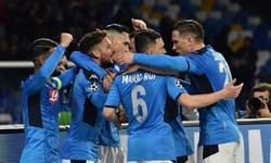 سریآ ایتالیا | صعود ناپولی به رده سوم / رونالدو لیگ قهرمانان را از دست میدهد؟