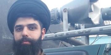 پیکر شهید زنجانی در بیروت به خاک سپرده میشود