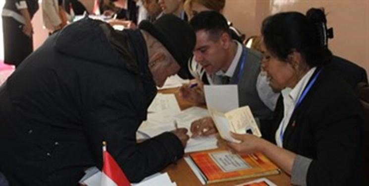 حضور 47.1 درصد واجدان  رأیدهی تا ظهر امروز در انتخابات تاجیکستان