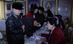 انتخابات پارلمانی تاجیکستان به روایت تصویر