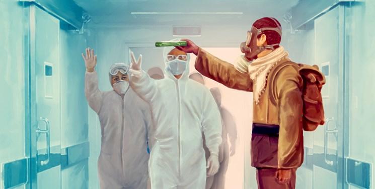 پزشکان در خط مقدم جنگ با کرونا/ کرونا را با قدرت شکست میدهیم