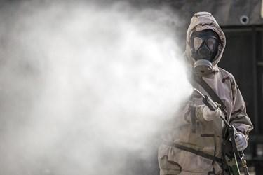 رزمایش مقابله با«کرونا ویروس» در سنندج