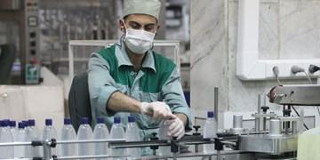 تولید اقلام بهداشتی سهم ۳ واحد تولیدی خراسانجنوبی در مهار کرونا