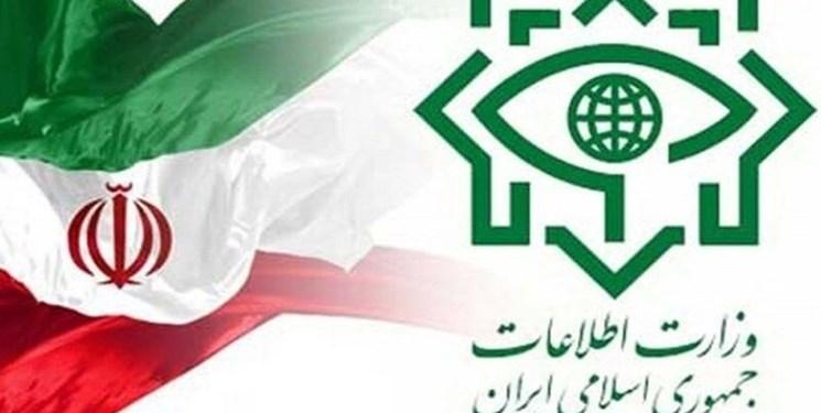 دستگیری 5 تیم جاسوسی توسط وزارت اطلاعات