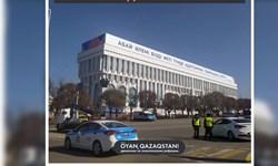 بازداشت 80 نفر در پی تظاهرات اول مارس در قزاقستان