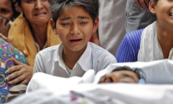 محکومیت کشتار مسلمانان  هند ۱۲۵۰۰ بار امضاء شد/ مردم منتظر واکنش قاطع دستگاه دیپلماسی