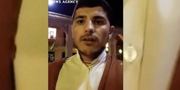 جوان شهرکردی: ما طلاب برای هرگونه کمک به وزارت بهداشت آمادهایم