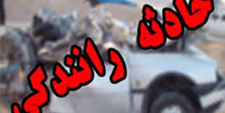 واژگونی نیسان در محور کوار – شیراز با ۱۵ کشته و مصدوم