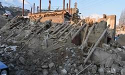 آواربرداری در 62 روستای زلزلهزده خوی به پایان رسید