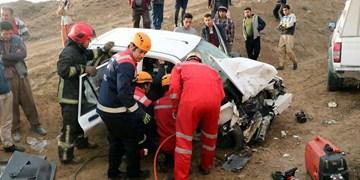 ۴ کشته و زخمی در تصادف محور «نهبندان – بیرجند»