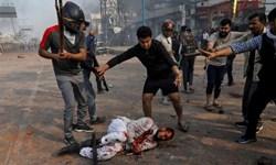 مسجدیها کشتار مسلمانان در هند را محکوم کردند