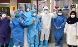 حضور داوطلبانه جهادگران سپیدپوش در عرصه سلامت