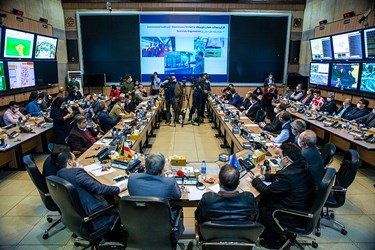 نشست مشترک مدیران شهری با نمایندگان سازمان بهداشت جهانی