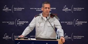 سانحه برای بالگرد حامل رئیس ستاد مشترک ارتش رژیم صهیونیستی