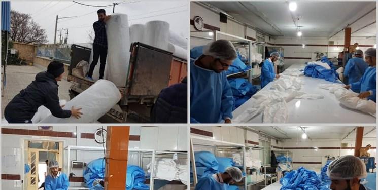 توزیع 2500 بسته مواد بهداشتی در گرگان