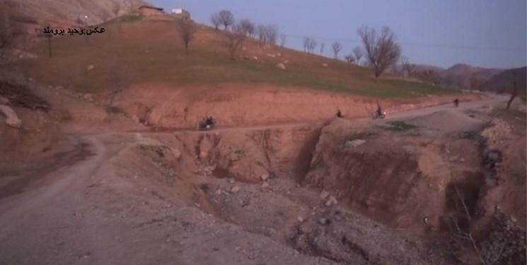 خسارت سیل به ۴۰۰ کیلومتر راه عشایری در ریگان