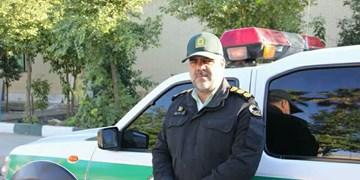 دستگیری شرور چاقوکش در کمتر از یک ساعت
