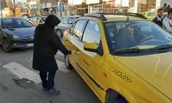 تعداد مسافران تاکسیهای زنجان 3 نفر تعیین شد