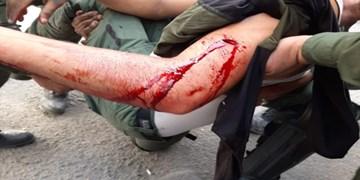 تیراندازی به سوی مأموران امنیتی عراق در بغداد