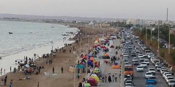 ورود مسافران به «بندر گناوه»  ممنوع شد