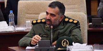 اعتراض شدید جانشین سپاه نینوا گلستان به وضعیت توزیع روغن