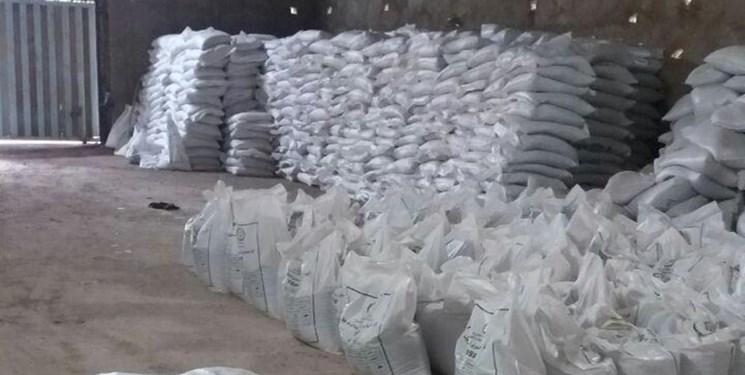 کشف کود شیمیایی احتکار شده در اردبیل/ ارزش کودها بیش از۱۸ میلیارد ریال برآورد شد