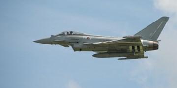 تقابل جنگندههای «تایفون» انگلیس با بمبافکنهای روسیه