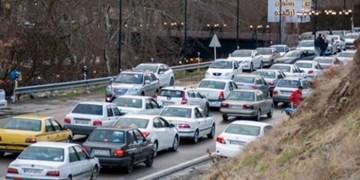 تداوم ترافیک در ورودیهای مازندران