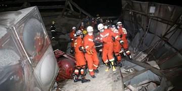 دستکم 6 نفر قربانی فروریختن هتل  قرنطینه افراد در چین شدند