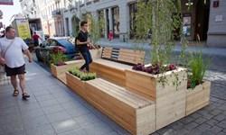 اجرای طرح «پارکلت» در شهر تهران/ پیاده محوری اولویت بیشتری پیدا خواهد کرد
