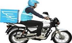 بسیجیان شهر خمین پیک موتوری رایگان راه اندازی کردند